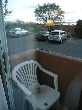 Residence Inn Santa Fe: Balkon