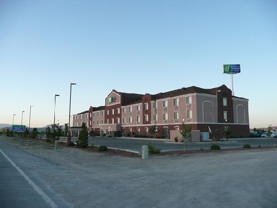 Holiday Inn Express Hotel & Suites Willcox: Außenansicht