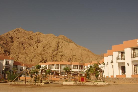 Miami Beach Resort em Dahab