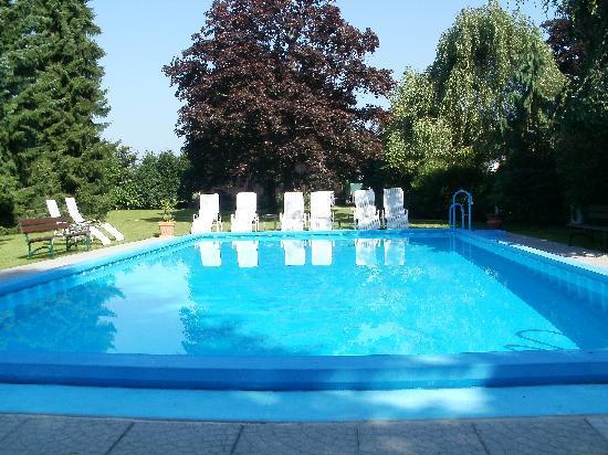 Hotel Tirolerhof: Het zwembad