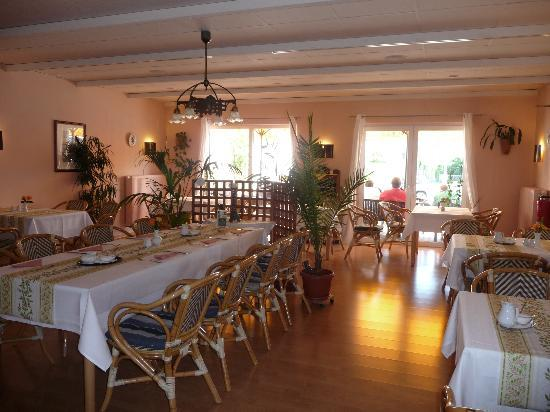 Hotel Torgauer Brauhof: view of the dining room