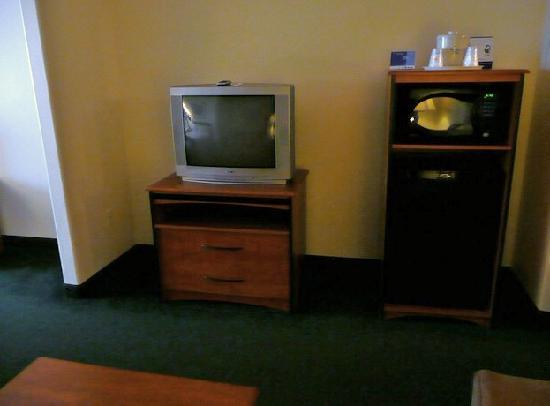 Holiday Inn Express Suites Alamosa: Fernseher