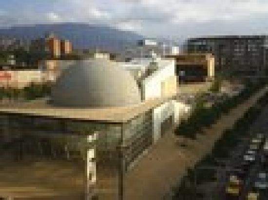 Planetario de Medellin: medellin para visitar