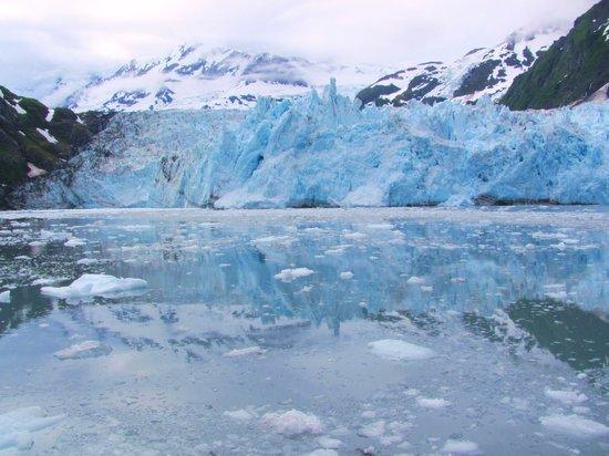 Inlet Tower  Hotel & Suites : The Surprise Glacier