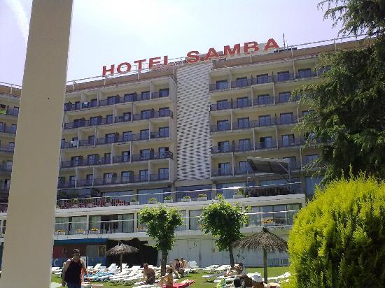 Lloret Del Mar Hotel Samba