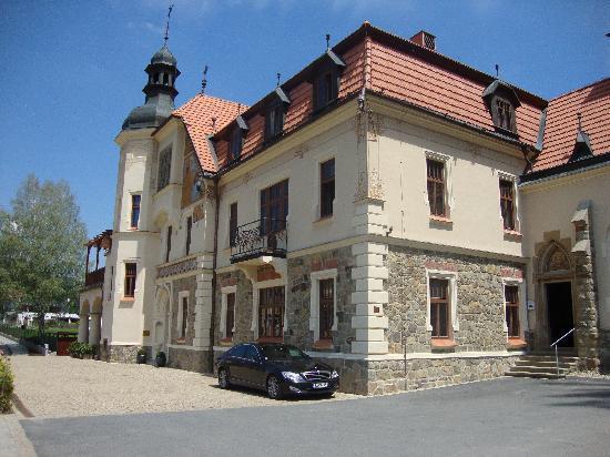 Luhacovice, Tschechien: hotel augustian