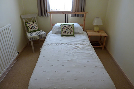 Shenberrow Hill B&B: 2nd room features a single bed
