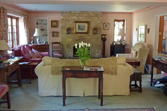Shenberrow Hill B&B: The cottage's Lounge
