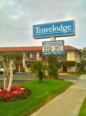 Travelodge Torrance/Redondo Beach: Our home-away-from home for a week