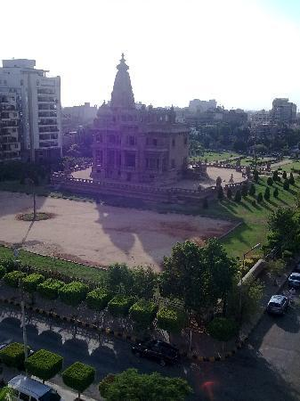 Baron Hotel Heliopolis Cairo: Site View for the hotel