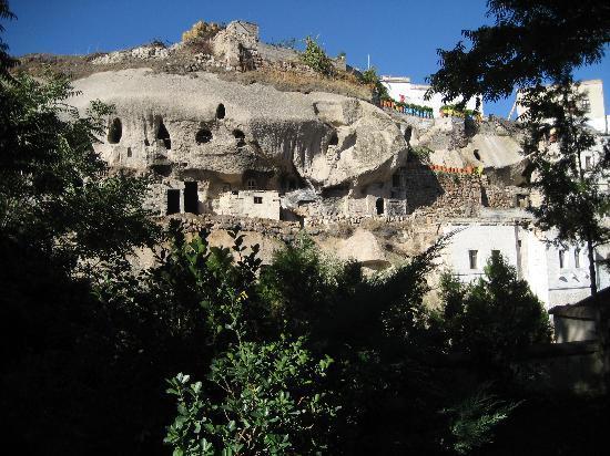 Gamirasu Cave Hotel: blick vom hotelzimmer aus