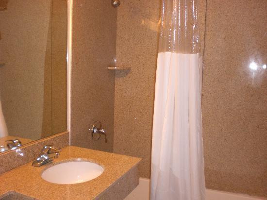 America's Best Inn: bathroom