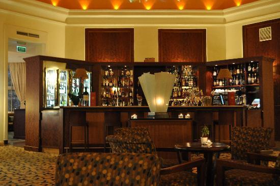 Sofitel Grand Sopot: Great Night Bar