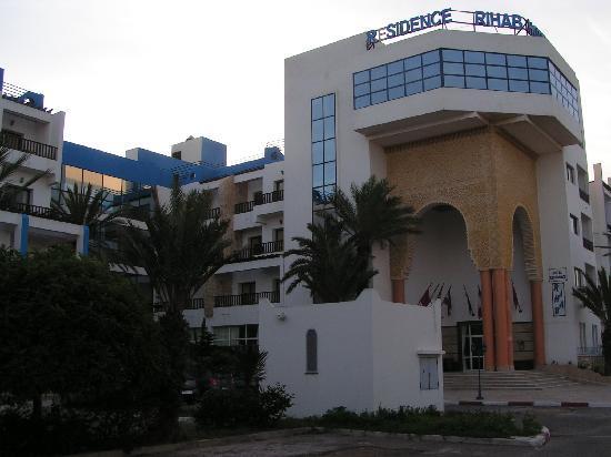 Hotel Residence Rihab : Außenansicht_1