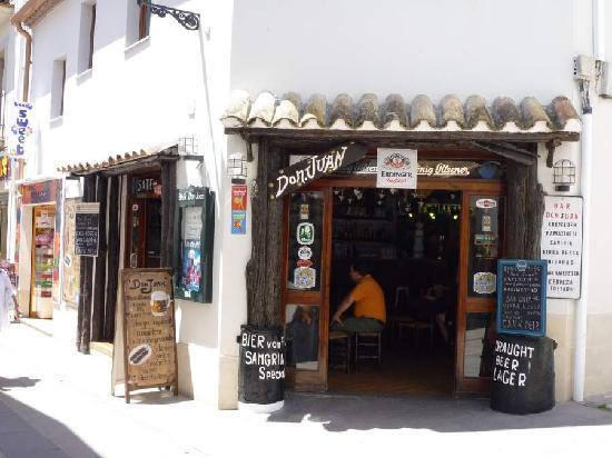 Bar Don Juan: Don Juan