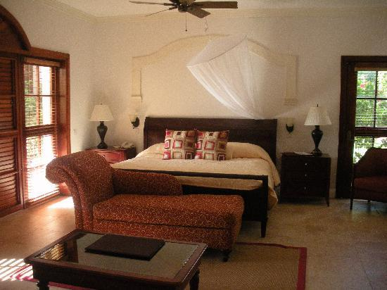 Cap Maison: Villa room