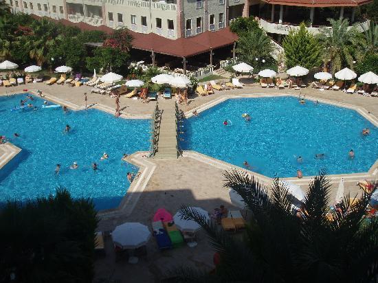 Alara Park & Residence Hotel: room