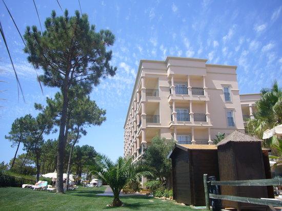 Sensimar Falesia Atlántic: Hotel Praia da Falesia