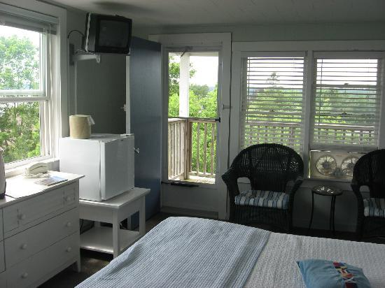 Boothbay Harbor, ME: Room 14