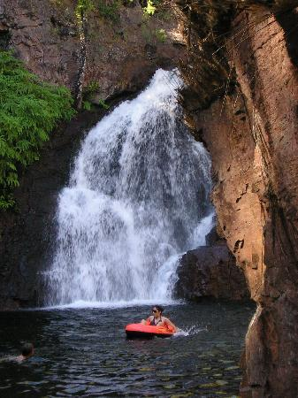 Kakadu nasjonalpark, Australia: Waterfall