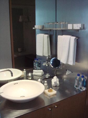 Hotel Habita: Sink Area