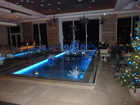 Lobby On New Year S Eve Picture Of Boca Beach Club A Waldorf Astoria Resort Raton Tripadvisor