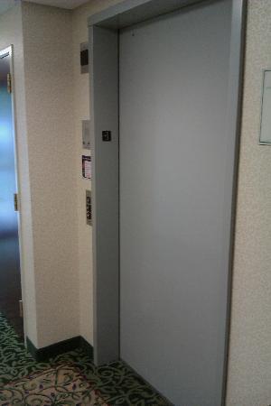 Courtyard Eugene Springfield : Elevator