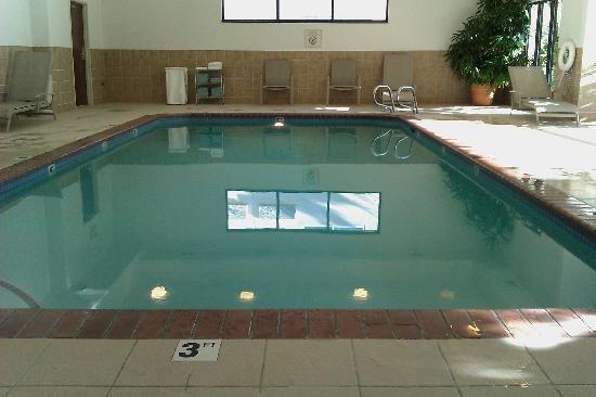 Courtyard Eugene Springfield: Pool