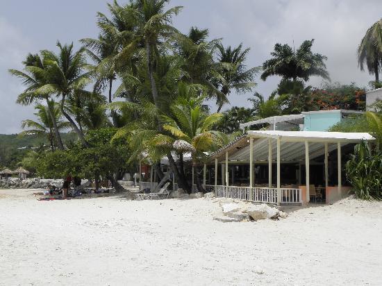 View To Sister Island Picture Of Siboney Beach Club St John 39 S Tripadvisor