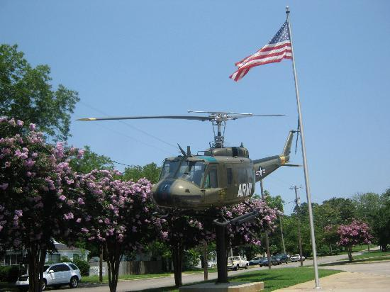 Southern Museum of Flight: Navy Helicopter