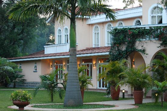 House of Waine: hotel exterior