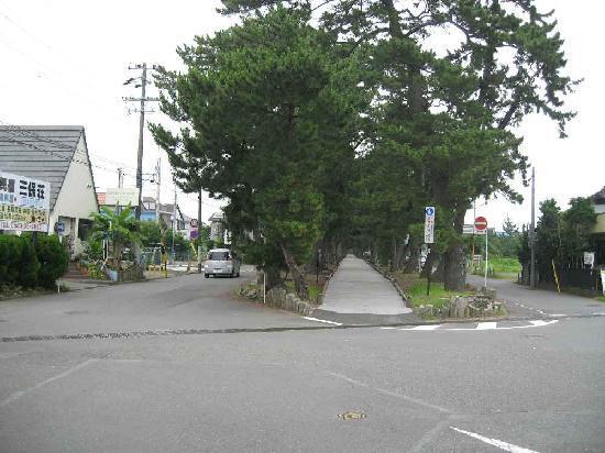 Miho Seacoast (Miho no Matsubara Beach): Path of the Gods