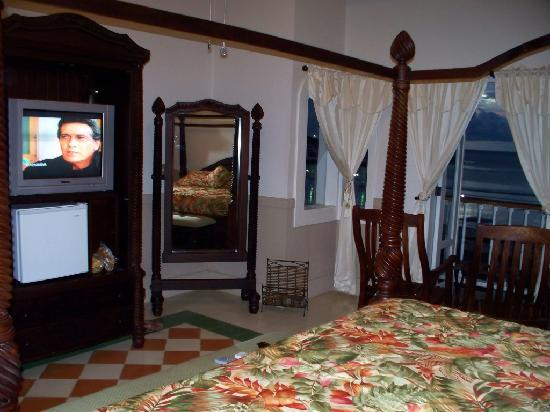 Hotel Victoriano: Entertainment center