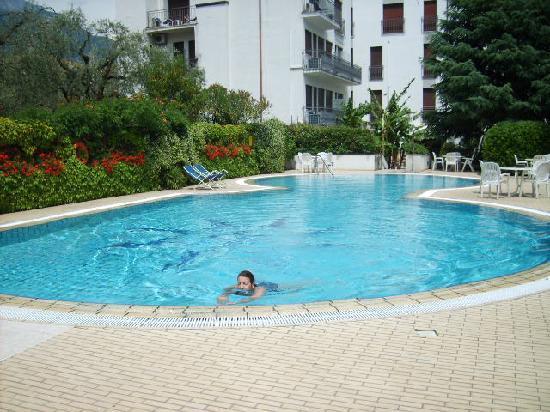 Pool Picture Of Hotel Bristol Riva Del Garda Tripadvisor