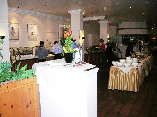 Guennewig Hotel Residence: Desayuno tipo buffet