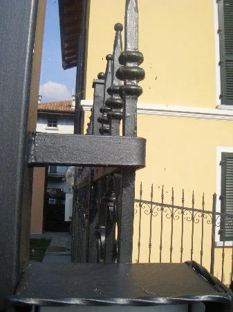 Villa La Colombina: Telarañas por todos lados