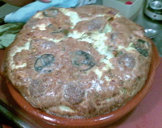 Los Castellanos: plato tipico