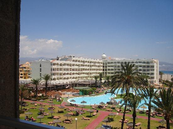 Evenia Zoraida Park: Swimming pool