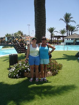 Evenia Zoraida Park: My daughter and I