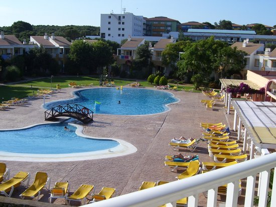 Isla Del Aire Apartments: Pool at Playa