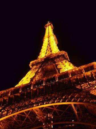 Paris, France: Tour Eiffel #1