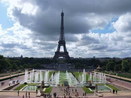 Paris, France: Tour Eiffel #2