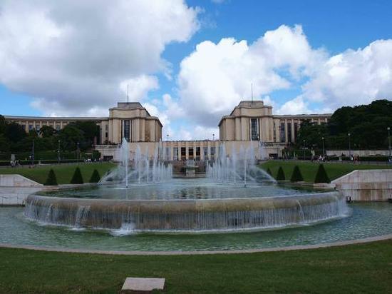 ปารีส, ฝรั่งเศส: Trocadero
