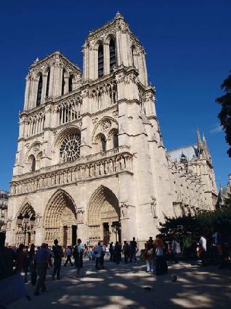 Paris, Frankrike: Notre Dame