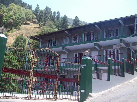 Neelkanth Guest House: View of Guest House