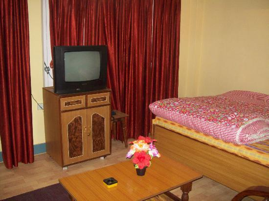 Neelkanth Guest House: Television, intercom, etc available