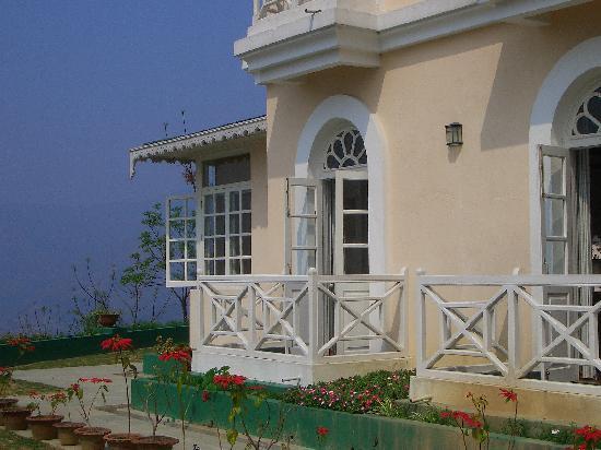 Glenburn Tea Estate: unser Gästehaus
