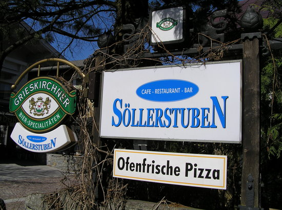 Söllerstuben : The Sollerstuben - unbeatable!
