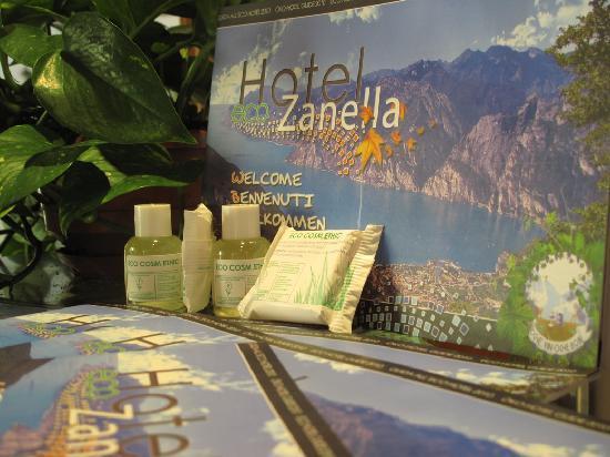 Nago, Italie : Eco hotel Zanella