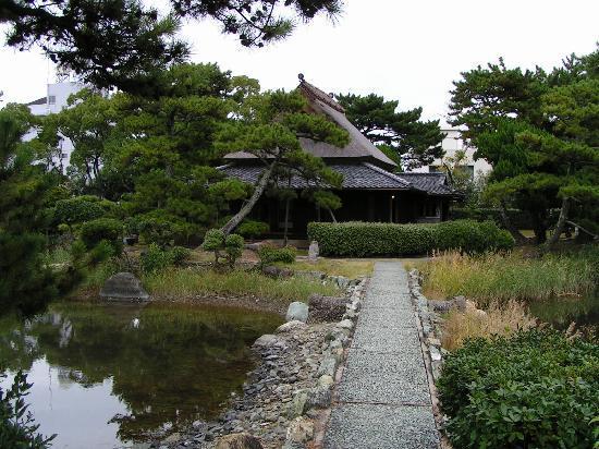 Onzanso-en: Gartengebäude